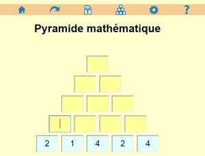 Pyramides mathématiques